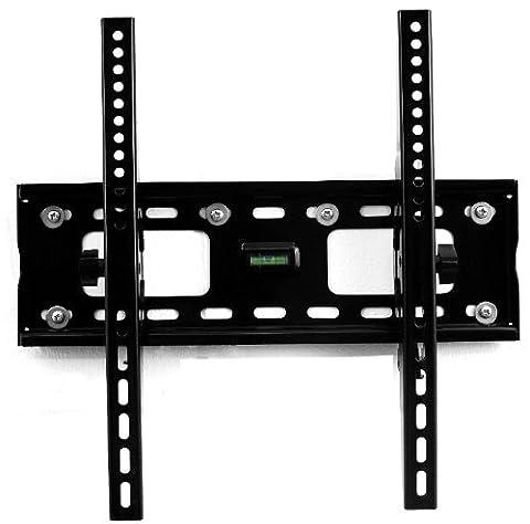 TV-Wandhalterung LED/LCD/Plasma, 42-65 Zoll, Stabile Ausführung, Mit Fischer Zubehör, Stufenlos