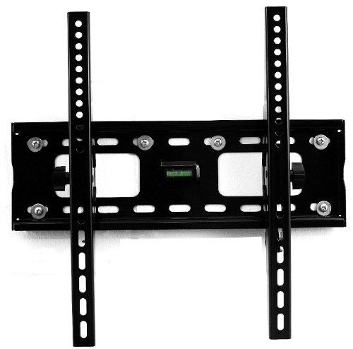 LED LCD Plasma Wandhalterung Halterung Fernseher Flachbild Flachbildschirm Slim TV Halterung Halter neigbar kippbar verstellbar inkl. FISCHER Zubehör VESA Standard Norm 200x200 200x300 300x300 400x300 400x400 42-65