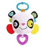 Tery Kinderkinder Schöne Panda Rolling Hand Greift Spiegel Spielzeug Bunte Sicherheit Spiegel Geschenk