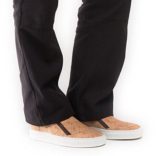 NAE Efe Kork - Herren Vegan Sneakers - 4