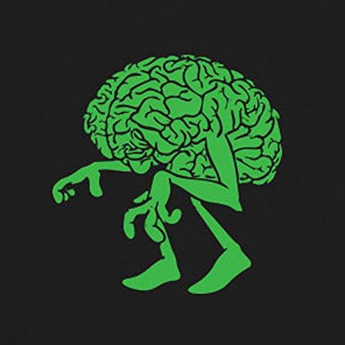Walking Brain - Stofftasche / Beutel Natur