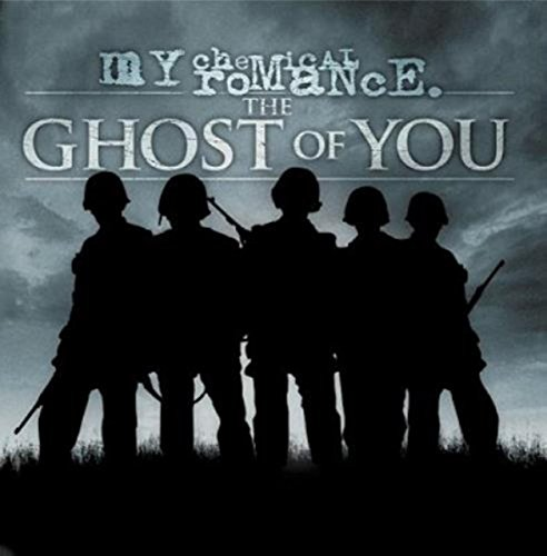 The Ghost of You [2 Track CD]
