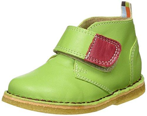 f7d78cf56f03b Loud + Proud Desert Boots, Bottes courtes avec doublure chaude mixte enfant  Vert - Vert