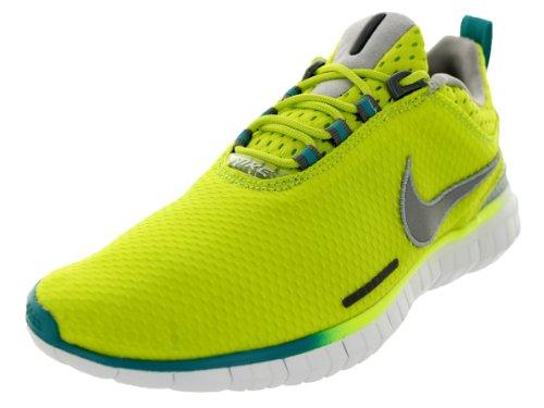 Nike Free OG '14 Breeze (644394-400) neongelb/grün/grau
