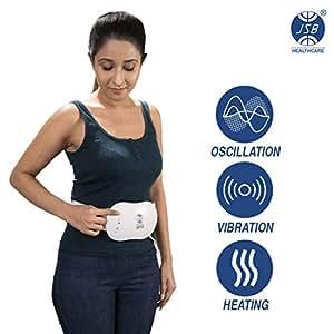 Jsb Hf59 Slimming Massage Belt With Heat For Women And Men