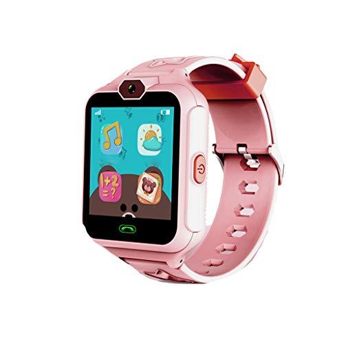 Hunpta@ Smartwatch, Watch Child Smartwatch für Kinder mit Anruf Wecker mit Android App Smart Armband für iOS Android Sport Fitness Kalorien Armband Smartwatches für Herren Damen