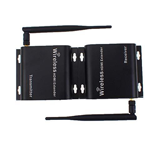 NUYAN Extender Audio und Video High Definition Wireless HDMI Extender 30-150M HDMI mit IR Infrarothigh tech Matrix-port Expander