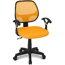 Amazon.it: sedia scrivania cameretta - Arancio