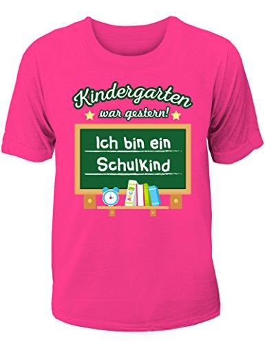 Schulanfang: Kindergarten War Gestern - Ich Bin Ein Schulkind ()