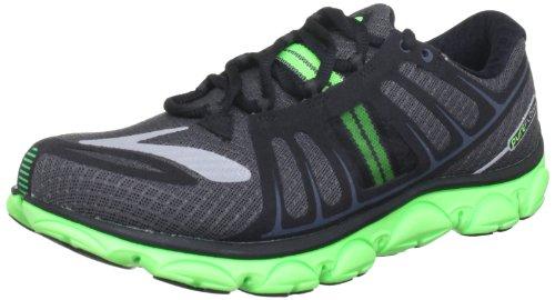 Brooks Pure Flow 2, Chaussures de course homme - Noir - Green/Black, 41 EU