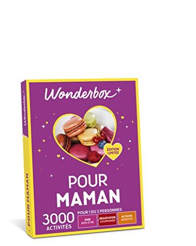 Wonderbox - Coffret cadeau - POUR MAMAN