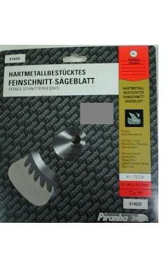 Hartmetallbestücktes Feinschnitt-Sägeblatt Black & Decker X14020