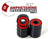 AMPHETAMINE Abec5 Kugellager incl. Spacer