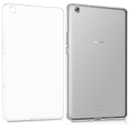 cover silicone tablet 8 pollici kwmobile Huawei MediaPad M3 Lite 8 Cover - Custodia Tablet in silicone TPU - Copertina protettiva Tab - Backcover Cover Huawei MediaPad M3 Lite 8