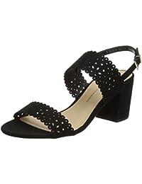 Dorothy Perkins Laser Cut, Zapatos de Tacón con Punta Cerrada Para Mujer