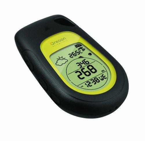 Oregon Scientific Altímetro con Backtracker GPS