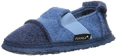Nanga Berg, Chaussons courts, non doublées garçon Bleu ()