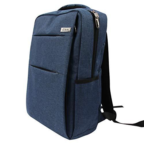Conysan Lo Zaino di Business,Lo Zaino Casual e alla Moda,Laptop Bag con la Dimensione di 15.6pollici/13.3pollici,la Zaino per Uomo (Blu)