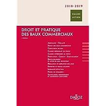 Droit et pratique des baux commerciaux 2018/2019 - 5e éd.