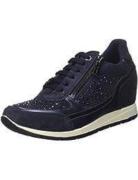 IGI&CO DKU 11541, Zapatillas para Mujer, Negro (Nero 00), 40 EU