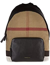 Burberry mochila bolso de hombre nuevo beige