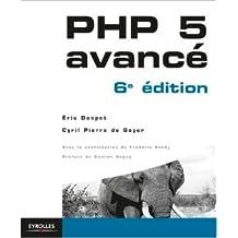 PHP 5 avancé de Eric Daspet,Cyril Pierre de Geyer,Hugo Hamon ( 23 octobre 2008 )