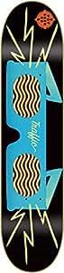 Traffic Spotseeker Skateboard Deck - 7.75 Black