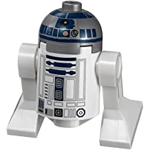 LEGO Star Wars Minifigur Astromech Droid R2-D2 with Metallic Head Episode III Ep. 3