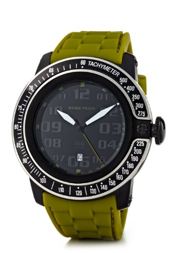 glam-rock-sobe-tech-sb3018-watch-men-quartz-black-dial-analogue-silicone-wrist-watch-green
