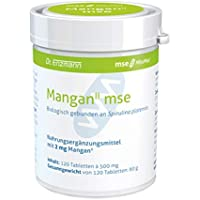 Mangan II MSE - 120 Tabletten preisvergleich bei billige-tabletten.eu