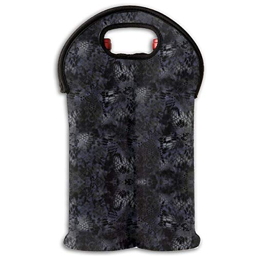 ttle Wine Carrier Wine Tote Carrier Bag/Purse for Champagne, Wine, Water Bottles,Wine Bottle Carrier. ()
