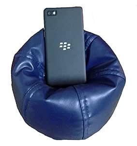 Sattva Bean Bag Mobile Holder Blue Colour Series