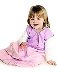 Slumbersac Bebé de Invierno Saco de dormir 2.5 Tog - rosa feérico , diferentes tamaños, desde el nacimiento hasta los 10 años