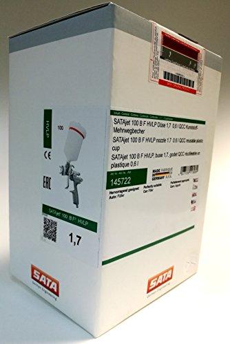 Preisvergleich Produktbild Sata 145722Jet 100BF HVLP Düse, Durchm. 1,7mm