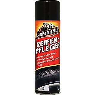 ARMOR ALL Reifenpfleger 500 ml GAA47600GE, Reinigung, Politur und Schutz durch Aerosol-Schaum