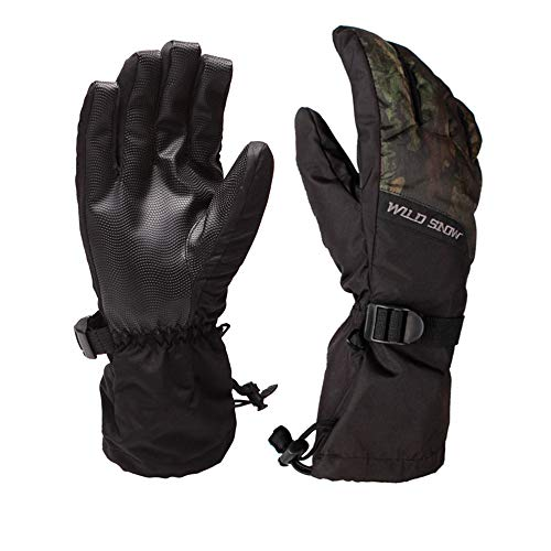 Camping & Outdoor Extremities Damen Berg Glove-Warm-Waterproof-Primaloft Isolation