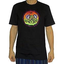 Camiseta hombre Geométrica