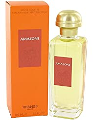 Hermes Amazone 100ml/3.3oz Eau De Toilette Spray EDT Perfume Fragrance for Women