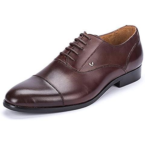 Zapato Martinelli De Piel Negro