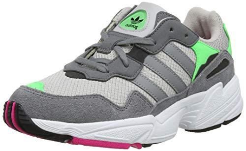 online store e5c59 bf21f adidas Yung-96 J, Zapatillas de Gimnasia Unisex Niños, Gris Grey Two F17