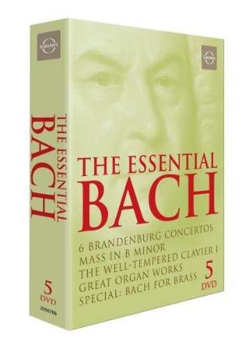 The Essential Bach [5 DVDs]