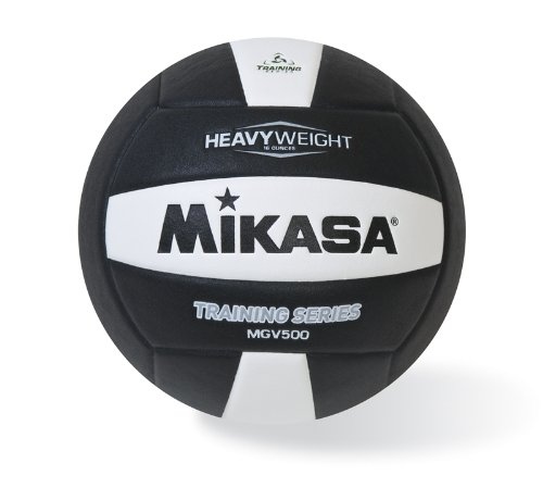 Mikasa 16 Oz Volleyball Setter's Training Ball Strengthens Wrists Hands MGV500 -