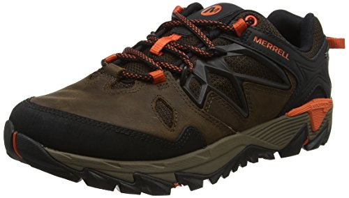 Merrell All out Blaze 2 GTX, Scarpe da Trail Running Uomo, Marrone (Clay), 46 EU