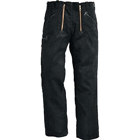 Jeans Artur di Carpenter GR, 56 nero a coste trenker