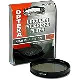 Opteka 105mm haute définition II multicouche Filtre en verre polarisant circulaire