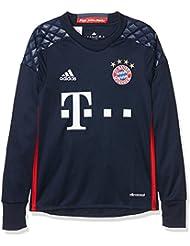 adidas Jungen Heim-Trikot Fc Bayern München Torwart-Heimtrikot Replica