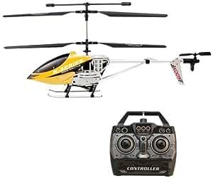 Splash Toys - 30561 - Radio Commande Véhicule Miniature - Hélicoptère 3C Outdoor - Gyro - Frelon - 40 cm