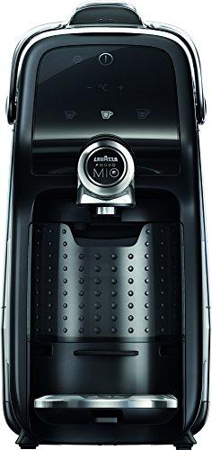 Lavazza LM6050 Magia Milk, ebony schwarz