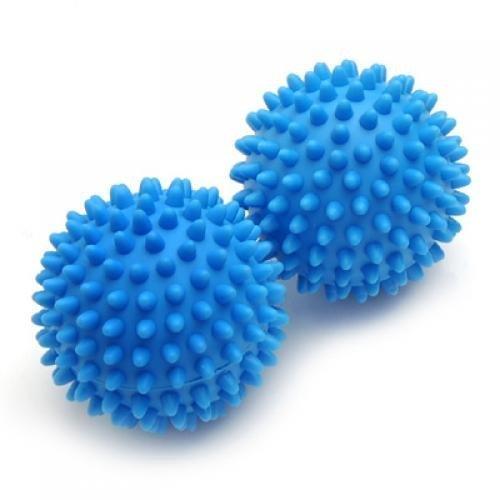 2x waschmaschine waschtrockner balls weichsp ler wiederverwendbare. Black Bedroom Furniture Sets. Home Design Ideas
