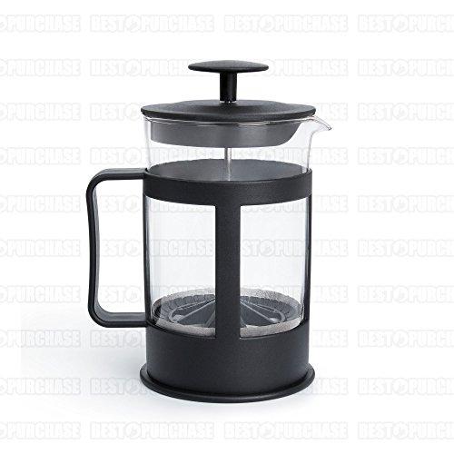 Cafetera de émbolo con capacidad para 800 ml